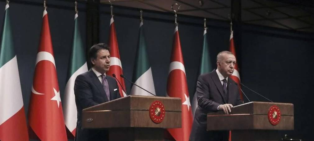 Is Italy set to resume its support for Turkey in Europe? – Ahval